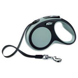 Vodítko FLEXI Comfort New páska šedé S