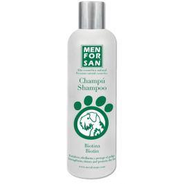 Menforsan přírodní šampon pro psy s biotinem 300ml