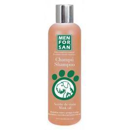 Menforsan ochranný šampón pro psy s norkovým olejem 1l