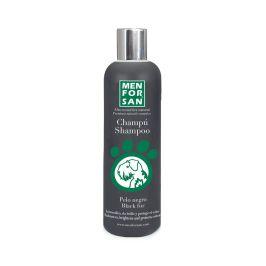 Menforsan šampon zvýrazňující černou barvu pro psy 300 ml