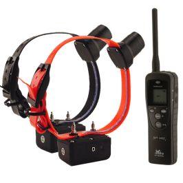D.T. Systems SPT 2432 s lokátorem elektronický výcvikový obojek