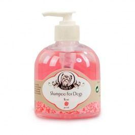 Wuff It šampon pro psy s výtažky z růže