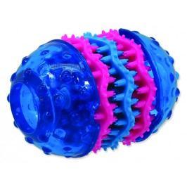 Hračka DOG FANTASY TPR Dental modrá 10,8 cm
