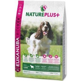 Eukanuba Nature Plus+ Adult Medium Breed Rich in freshly frozen Lamb 2,3kg