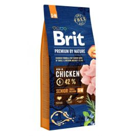Brit Premium by Nature Senior S+M 15 kg