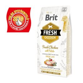 Brit Fresh Chicken with Potato Adult Great Life 2,5 kg