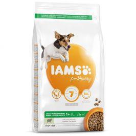 IAMS Dog Adult Small&Medium Lamb 3 kg