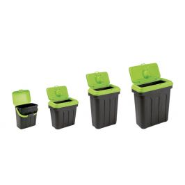 Maelson Box na granule Dry Box černá / slonovinová 20 kg