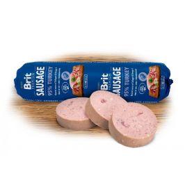 Brit Sausage Turkey 12 x 800 g