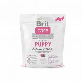 Brit Care Grain-free Puppy Salmon & Potato 1k