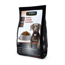Carnis Granule pro psy hovězí 10kg
