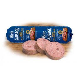 Brit Sausage Sport - Beef & Fish 12 x 800 g