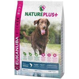 Eukanuba Nature Plus+ Adult Large Breed Rich in freshly frozen Salmon 2,3kg
