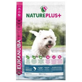 Eukanuba Nature Plus+ Adult Small Breed Rich in freshly frozen Salmon 2,3kg