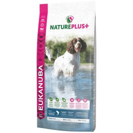 Eukanuba Nature Plus+ Adult Medium Breed Rich in freshly frozen Salmon 14kg