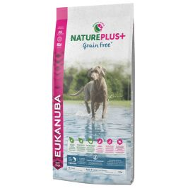 Eukanuba Nature Plus+ Puppy Grain Free Salmon 14kg