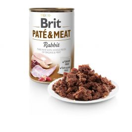 Brit Paté & Meat Rabbit 6x400g