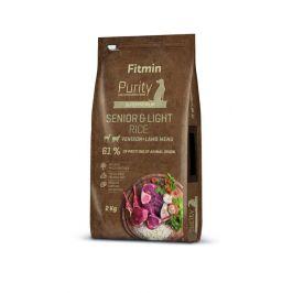Fitmin Dog Purity Rice Senior & Light Venison & Lamb 2 kg