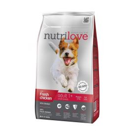 Nutrilove Dog Dry Adult Small Fresh Chicken 1,6 kg