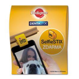 Pedigree Selfiestix clip