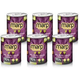 Marp Mix konzerva kuře + zelenina 6 x 400 g