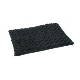 O´ lala Pets Podložka Fuzzy 70x100 cm černá