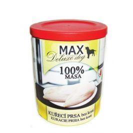 FALCO MAX deluxe kuřecí prsa bez kosti 800g