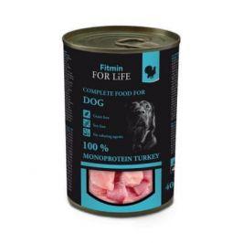 Fitmin Dog tin turkey 400 g