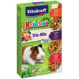 Vitakraft Kracker Guinea Pig Honey + Fruit + Nut 160 g