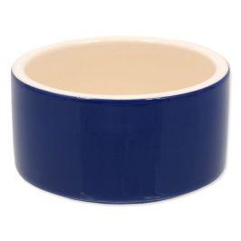 SMALL ANIMAL Miska keramická pro králíky modrá 10 cm