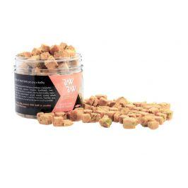 RAW RAW pamlsky Freeze Dried - Losos-špenát 33g