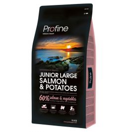 Profine Junior Large Breed Salmon & Potatoes 15 kg