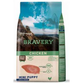 Bravery Dog PUPPY MINI Grain Free chicken 7 kg
