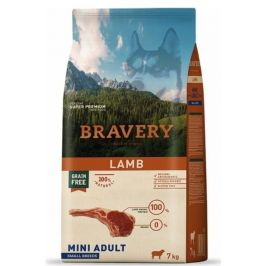 Bravery Dog ADULT MINI Grain Free Lamb 7 kg