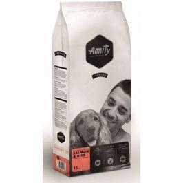Amity Premium dog Salmon & Rice 15 kg