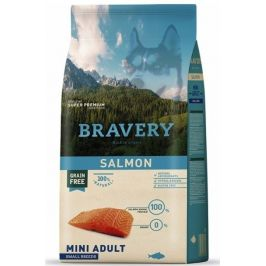 Bravery Dog ADULT MINI salmon 7 kg