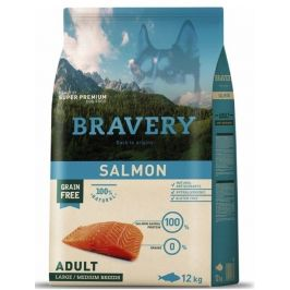 Bravery Dog ADULT Large / Medium Grain Free salmon 12 kg