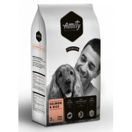 Amity Premium dog Salmon & Rice 3 kg