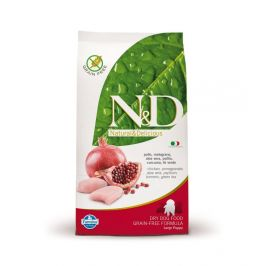 N&D GF DOG Puppy Maxi Chicken & Pomegr 2,5 kg