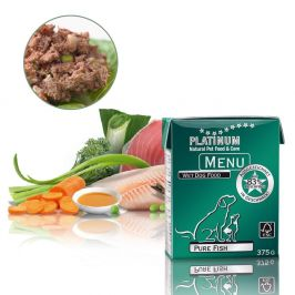 Platinum Natural Menu Pure Fish 375 g