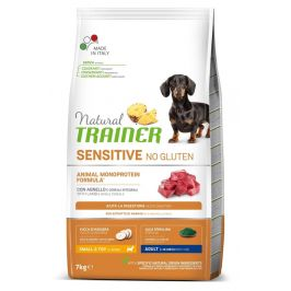 TRAINER Sensitive No Gluten Adult Mini jehně&rýže 7 kg