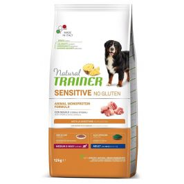 TRAINER Natural SENSITIVE No gluten Adult M/M vepřové 12 kg