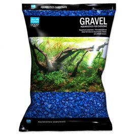 Aqua Excellent Písek 3-6 mm modrý, 3 kg