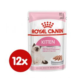 Royal Canin Kitten Instinctive Loaf 12x85 g