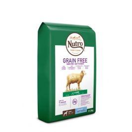 Nutro Grain Free granule s jehněčím pro dospělé psy velkých plemen 11,5 kg