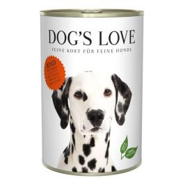 Dog's Love konzerva Adult Classic hovězí 400 g