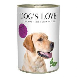 Dog's Love konzerva Adult Classic jehněčí 400 g