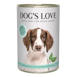 Dog's Love konzerva Hypoallergenic kachna 400 g