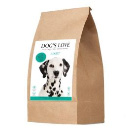 Dog's Love granule Adult kachna 12 kg