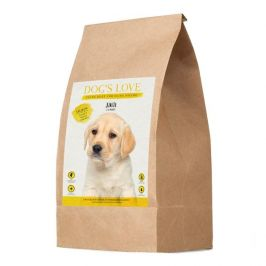 Dog's Love granule Junior kuře 12 kg